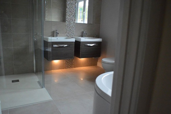 Made to measure bathrooms in Ware